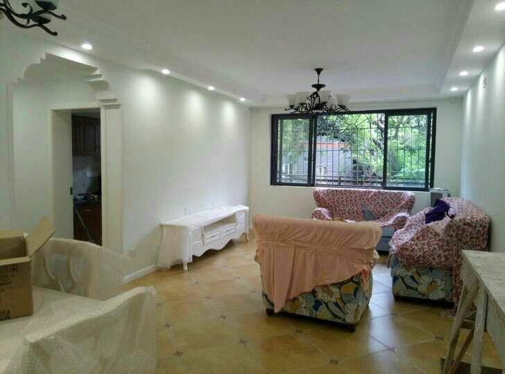 木巴欧式电视机茶几组合 白色烤漆雕花影视柜 小户型客厅家具(白色