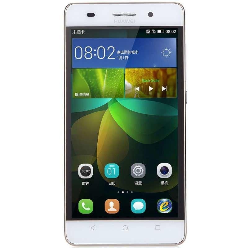 华为(huawei)c8818 电信4g版 4g手机(八核,5英寸,1300